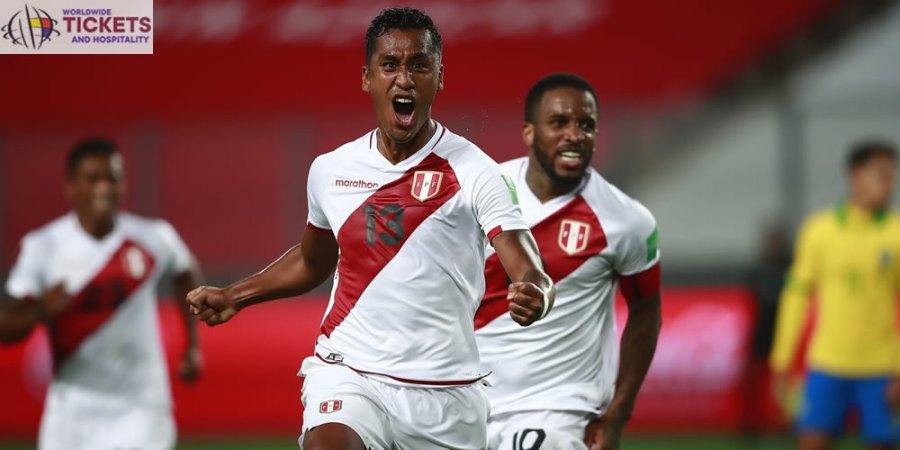 Peru Football World Cup Tickets | Qatar Football World Cup 2022 Tickets | FIFA World Cup Final Tickets | Football World Cup Final Tickets