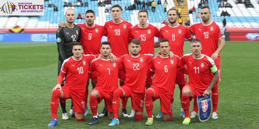 Serbia Football World Cup Tickets |Qatar Football World Cup Tickets |FIFA World Cup Tickets | Football World Cup Final Tickets |Football World Cup Packages | Football World Cup Hospitality