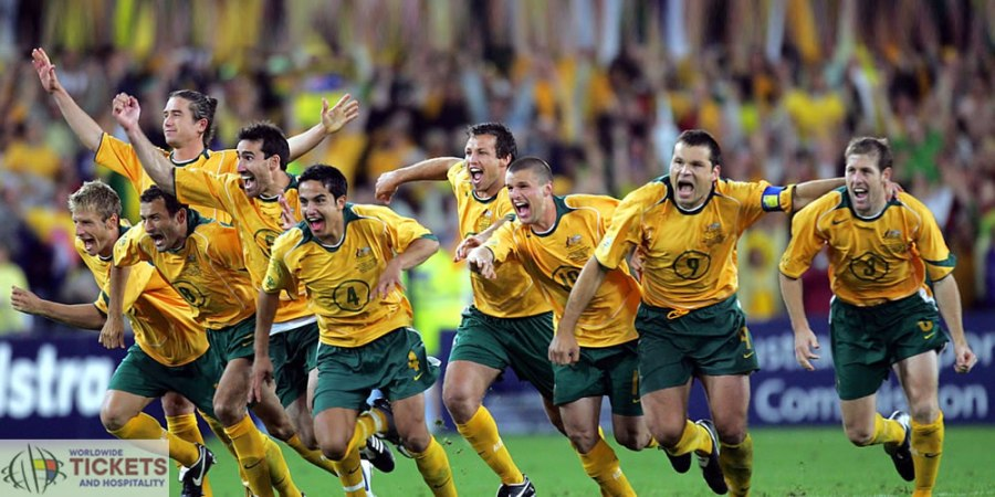 FIFA World Cup Fans from all over the world are called to book Qatar Football World Cup tickets from our online platforms WorldWideTicketsandHospitality.com. Football World Cup fans can book Australia Football World Cup Tickets on our website at exclusively discounted prices.
