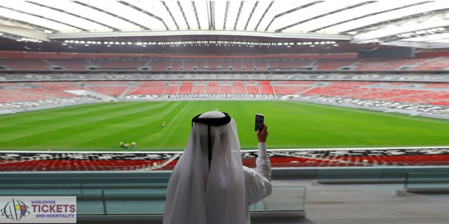 QATAR World Cup Fans from all over the world are called to book Qatar Football World Cup tickets from our online platforms WorldWideTicketsandHospitality.com. Football World Cup fans can book Qatar Football World Cup Tickets on our website at exclusively discounted prices