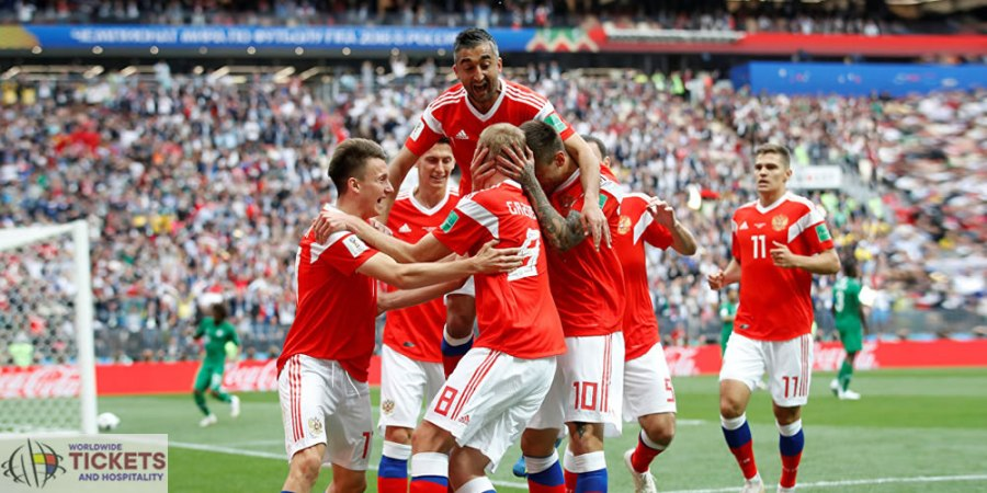 Russia Football Team to play its Qatar World Cup home qualifier against Malta next month in Moscow
