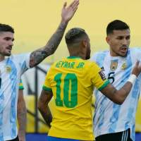 Qatar World Cup: Argentina and Brazil return to FIFA World Cup 2022 qualifying after the chaos