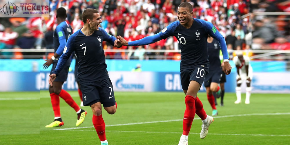 France Football World Cup Tickets: France doing well without Mbappe, Denmark is flawless in Qatar World Cup qualifiers