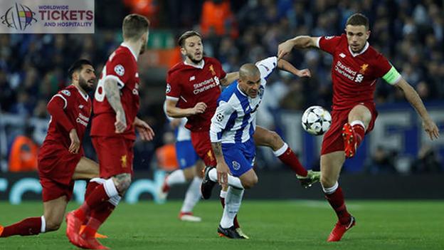 Liverpool Vs Porto Tickets | Barcelona Football Tickets | Champions League Final Tickets | Champions League Football Tickets