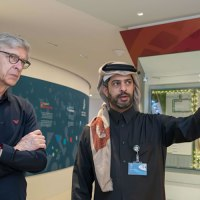 Qatar Football World Cup: A sports channel continues to showcase FIFA World Cup 2022 host nation Qatar as Wenger, Sagna tour country