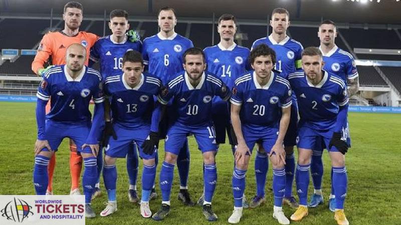Qatar Football World Cup 2022 Tickets   Football World Cup Final Tickets   Football World Cup Tickets   Football World Cup Hospitality Tickets    Football World Cup Packages   Football World Cup Hospitality Packages   Bosnia Football World Cup Tickets