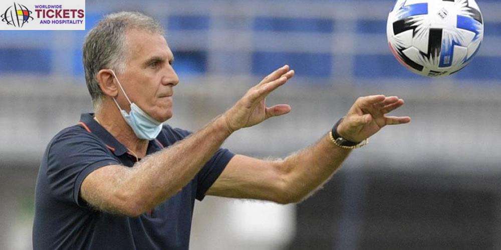 Qatar World Cup: Egyptian Football Association presents new coach of national team Carlos Quiroz