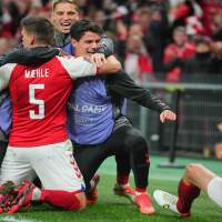 Qatar World Cup: Denmark reach FIFA World Cup with 1-0 win over Austria