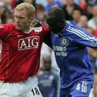 Former Chelsea players defended Manchester United, as Paul Scholes proved wrong