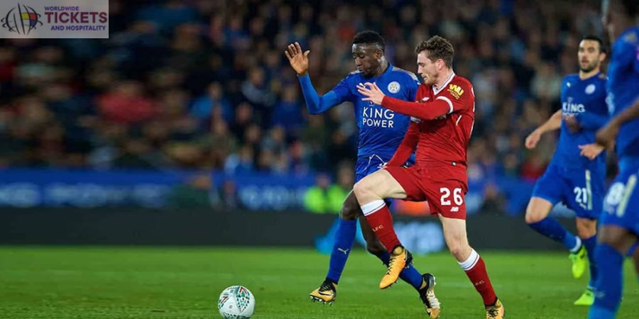 Leicester City Vs Liverpool Tickets | Liverpool Football Tickets | Premier League Football Tickets | Manchester City Football Tickets | Arsenal Football Tickets | West Ham United Football Tickets | Leicester City Football Tickets