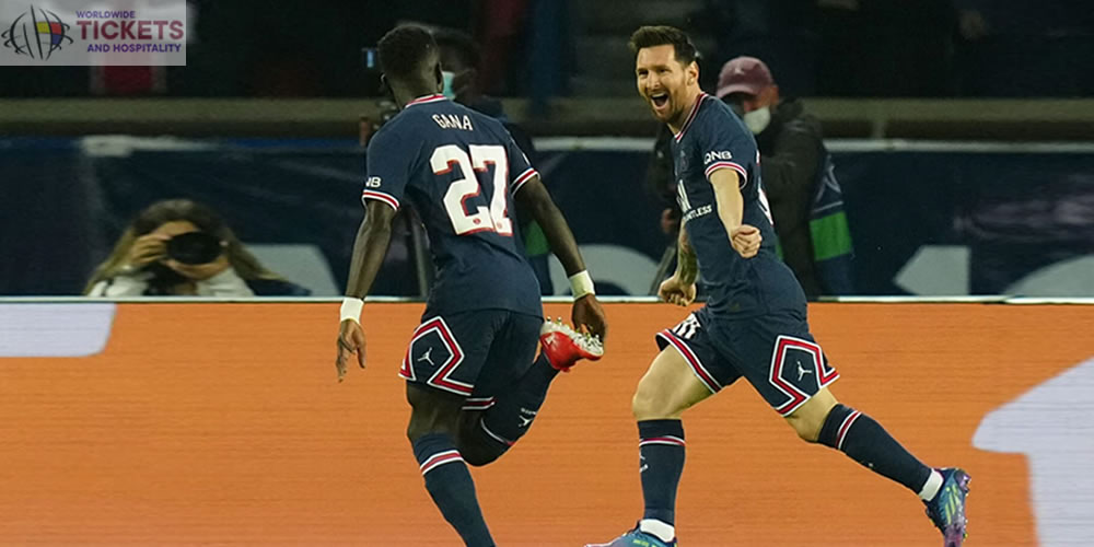 Manchester City Vs Paris Saint Germain: Lionel Messi scored his first Paris St-Germain goal stunningly as they beat Manchester City Football club