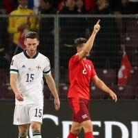Switzerland Football World Cup Tickets: Switzerland beat Northern Ireland by 2-0 in FIFA World Cup 2022 Qualifier