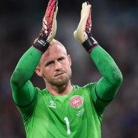 Denmark Football World Cup Qualification Secured For Schmeichel & Vestergaard