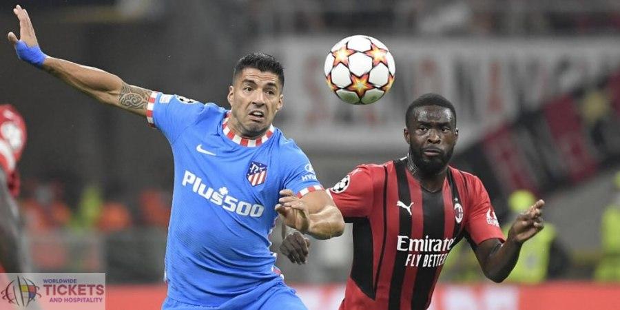 Atletico Madrid Vs AC Milan Tickets | Barcelona Football Tickets | Champions League Final Tickets | Champions League Football Tickets