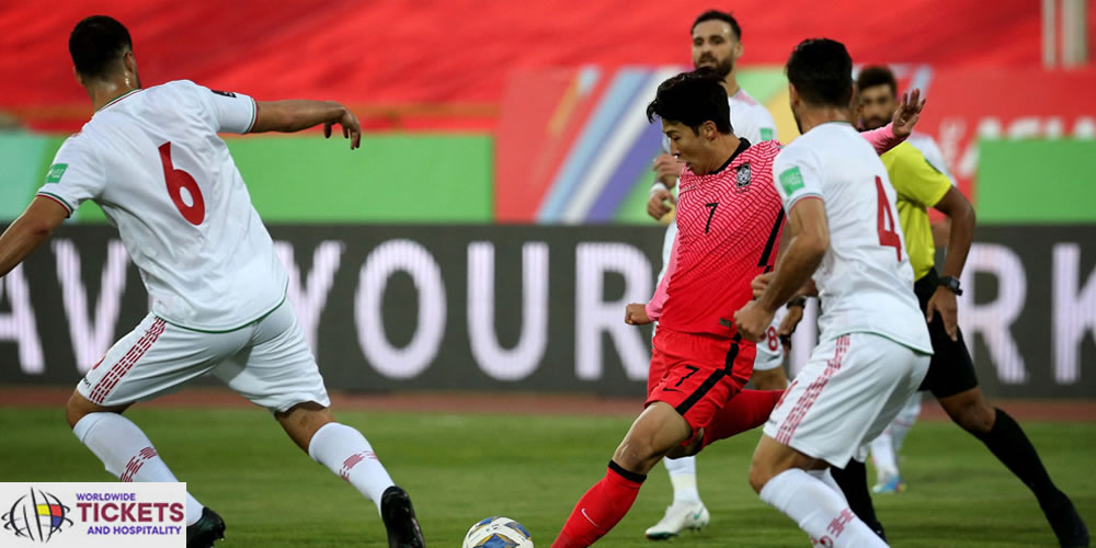 Qatar World Cup: Iran's football fans snubbed in closed-door South Korea match
